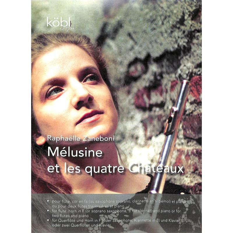 Titelbild für DIEWA 5013 - Melusine et les quatre chateaux