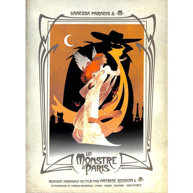 Titelbild für EPB 806 - Un monstre a Paris