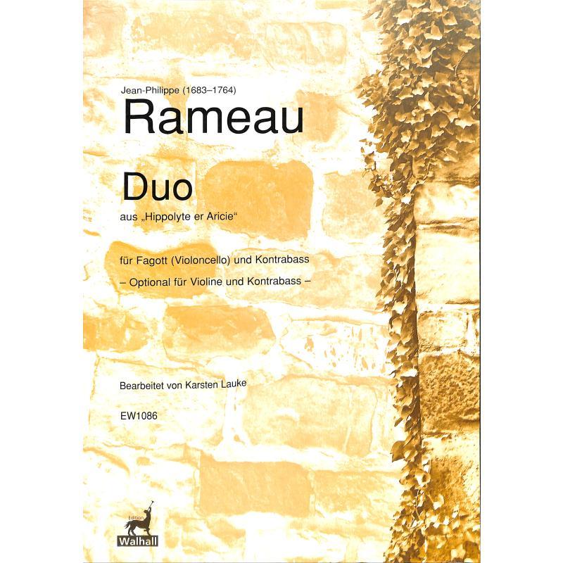 Titelbild für WALHALL 1086 - Duo