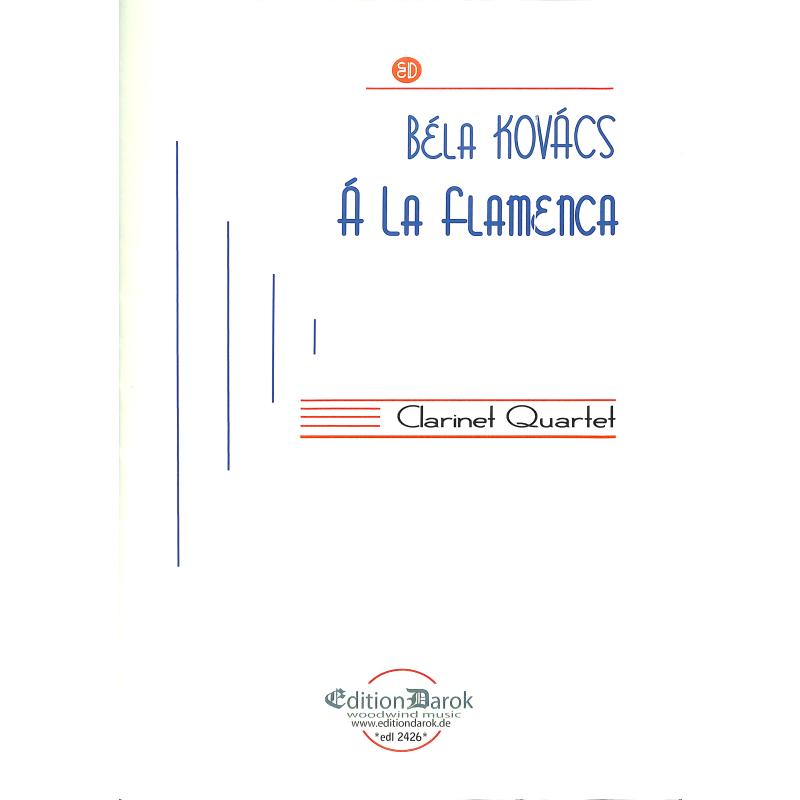 Titelbild für EDL 2426 - A la flamenca