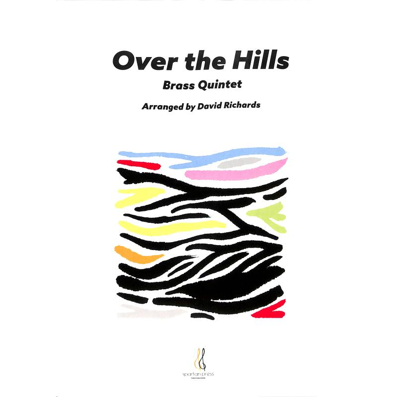 Titelbild für SPARTAN 1410 - Over the hills and far away