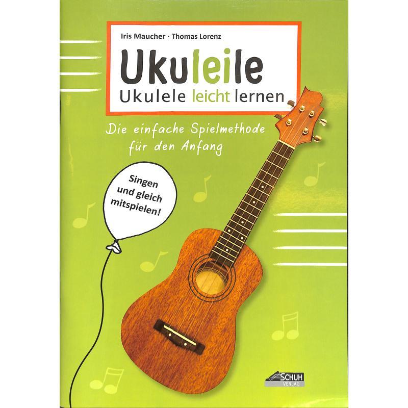 Titelbild für SCHUH 135 - Ukuleile | Ukulele leicht lernen