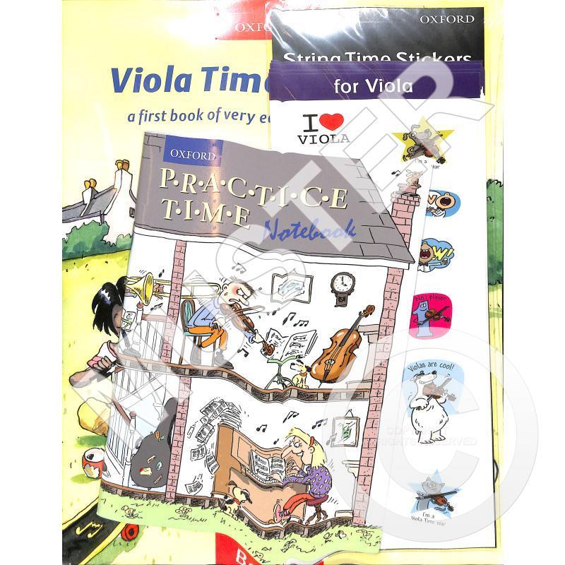 Titelbild für 978-0-19-352648-8 - Viola time scales