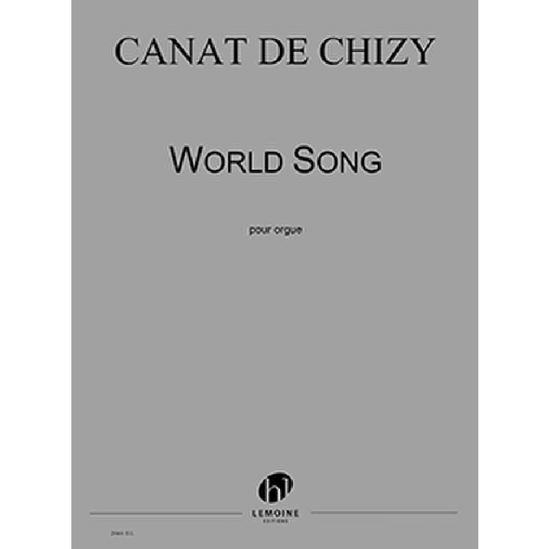 Titelbild für LEMOINE 29466 - World song
