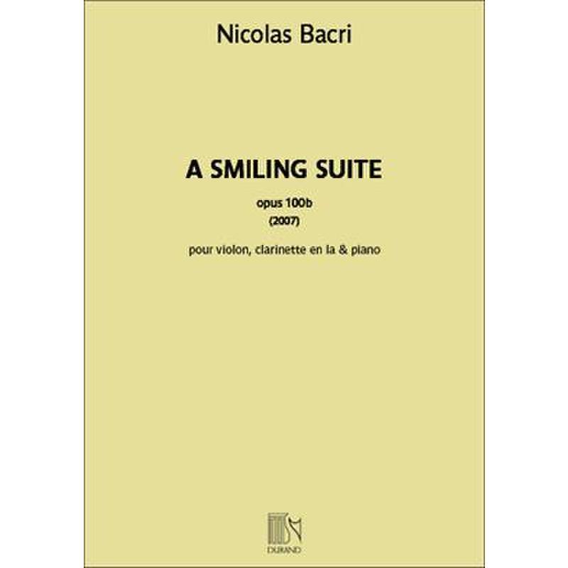 Titelbild für DF 15926 - A smiling suite