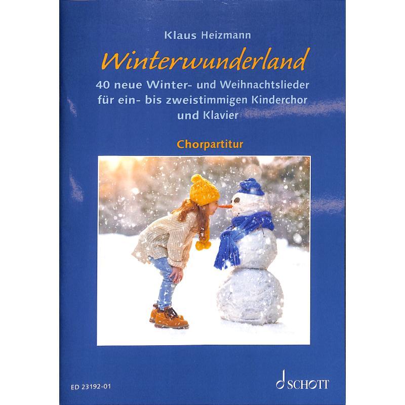 Titelbild für ED 23192-01 - Winterwunderland