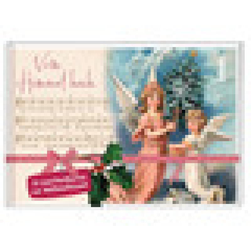 Titelbild für 978-3-7462-5498-2 - Vom Himmel hoch   12 Liedpostkarten zur Weihnachtszeit