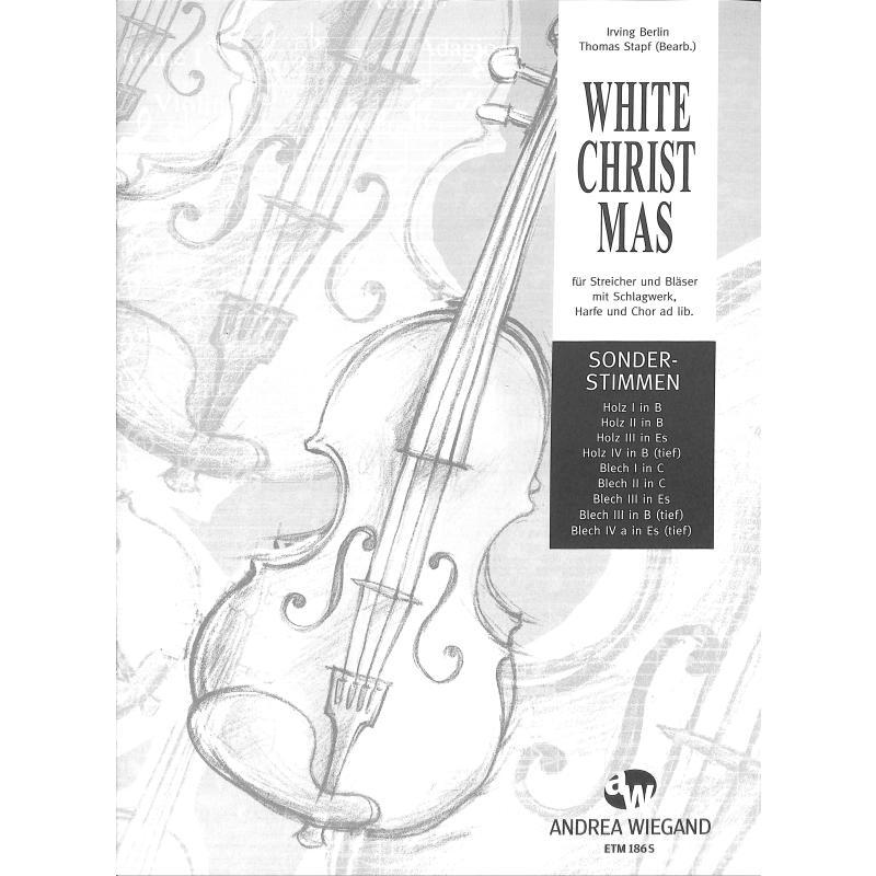 Titelbild für TOSCA 186S - White Christmas