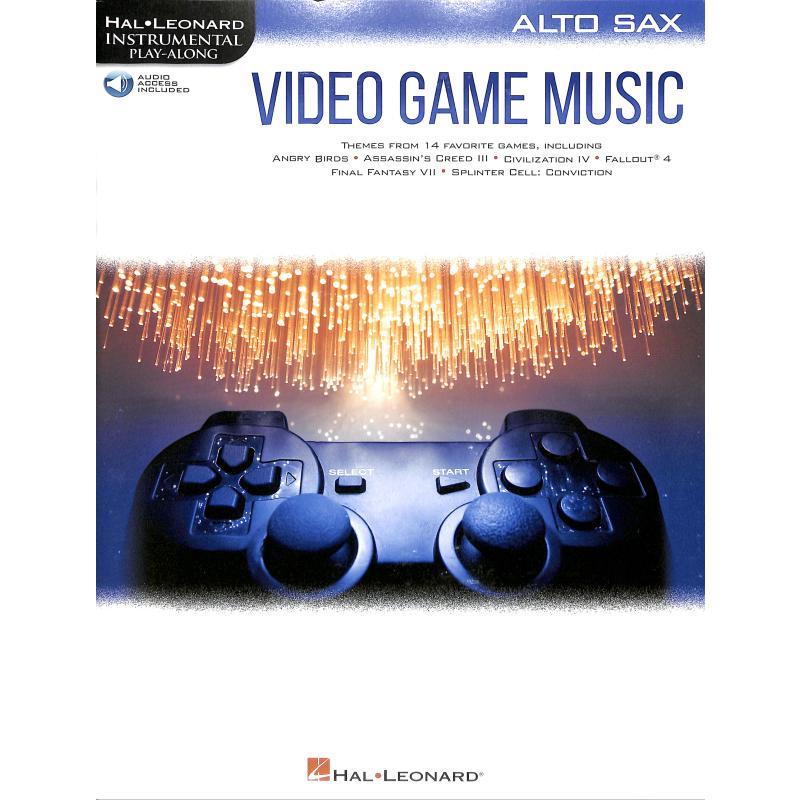 Titelbild für HL 283879 - Video game music
