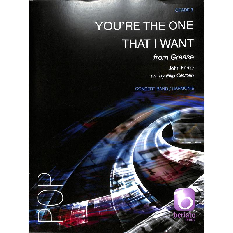 Titelbild für HASKE -BMP16011658 - You're the one that I want