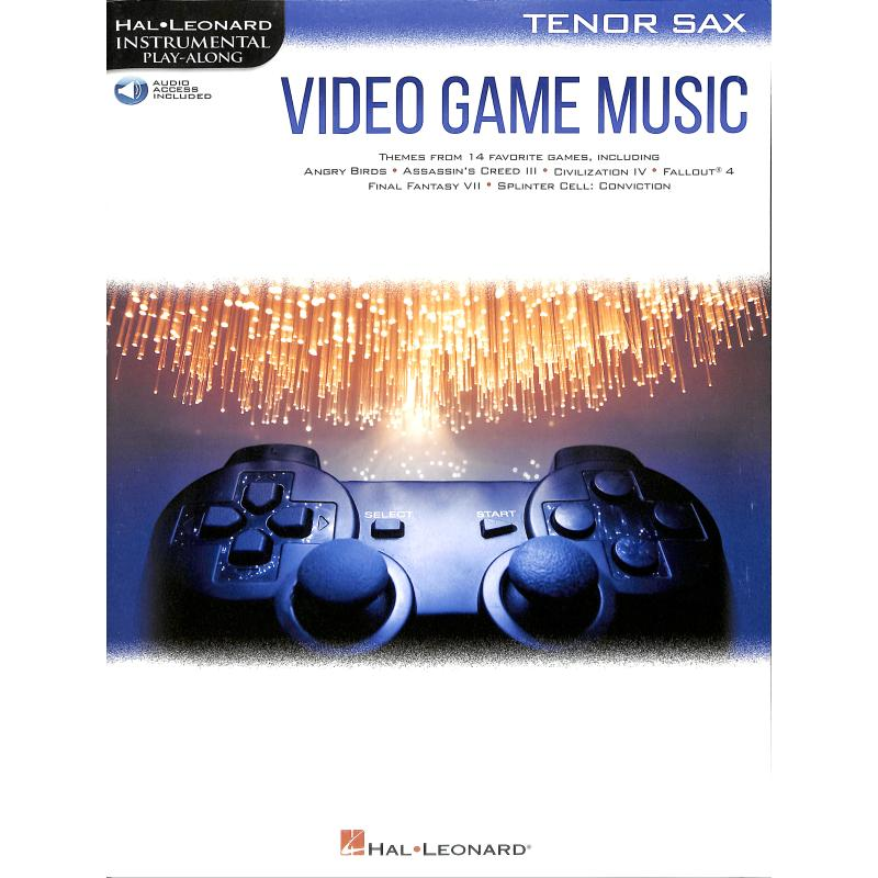 Titelbild für HL 283880 - Video game music