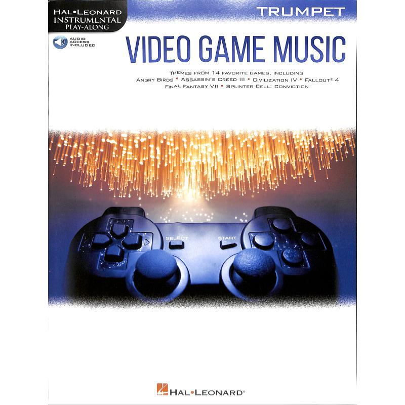 Titelbild für HL 283882 - Video game music