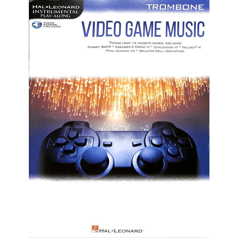 Titelbild für HL 283884 - Video game music
