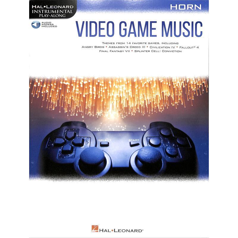 Titelbild für HL 283883 - Video game music