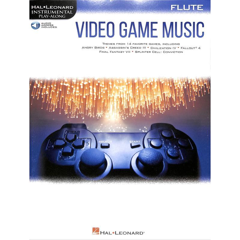 Titelbild für HL 283877 - Video game music