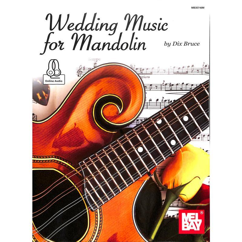 Titelbild für MB 30748M - Wedding music