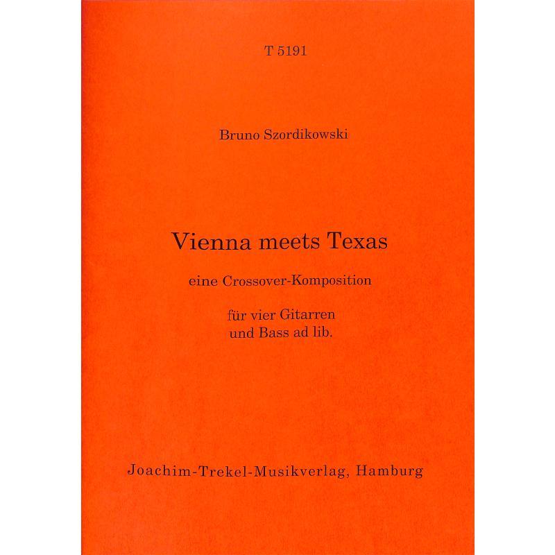 Titelbild für TREKEL -T5191 - Vienna meets Texas