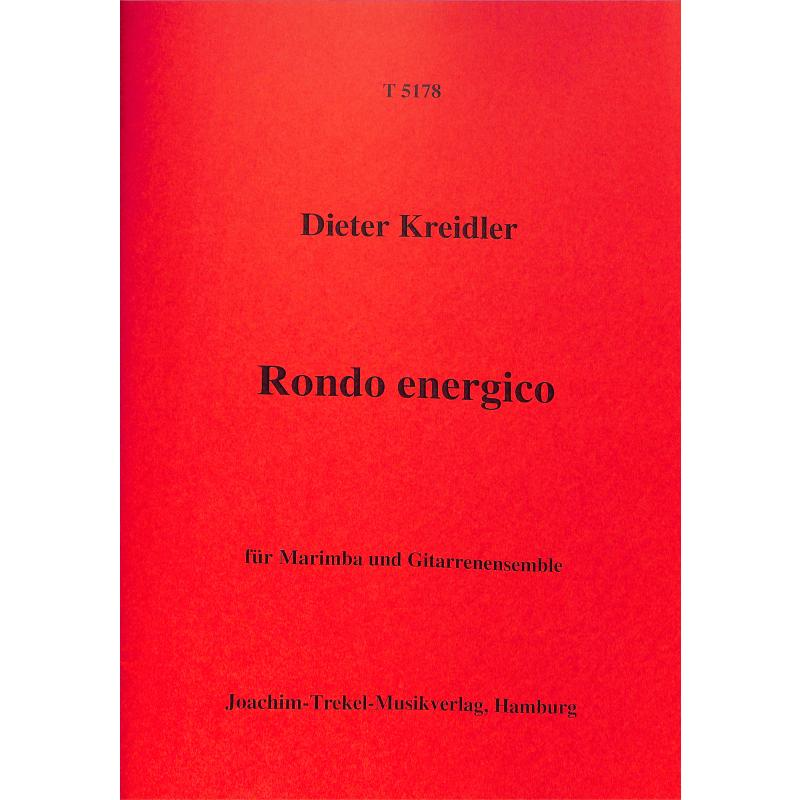 Titelbild für TREKEL -T5178 - Rondo energico