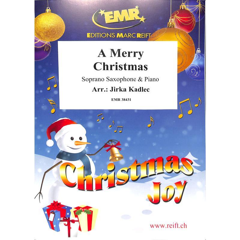 Titelbild für EMR 38431 - A merry christmas