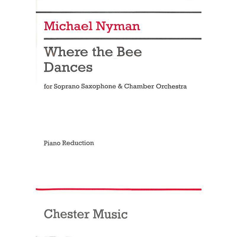 Titelbild für CH 88099 - Where the bee dances