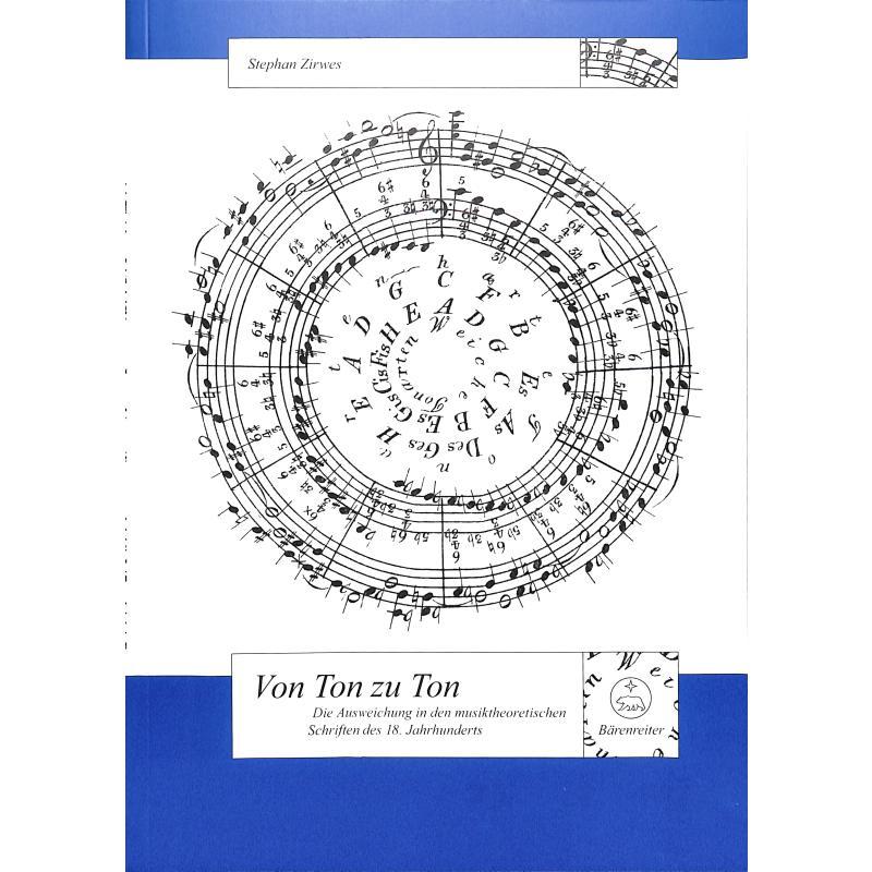 Titelbild für BABVK 2463 - Von Ton zu Ton   Die Ausweichung in den musiktheoretischen Schriften des 18 Jahrhunderts