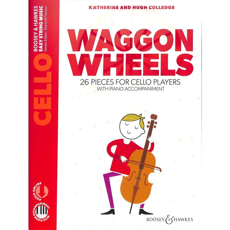 Titelbild für BH 13551 - Waggon wheels