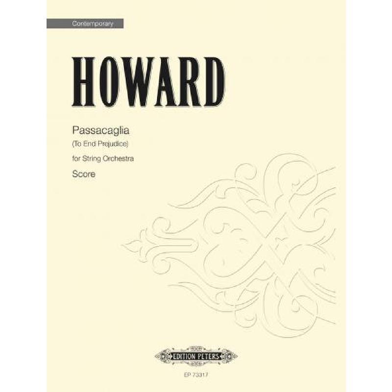 Titelbild für EP 73317 - Passacaglia
