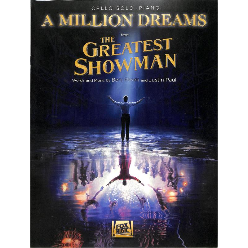 Titelbild für HL 299504 - A Million Dreams