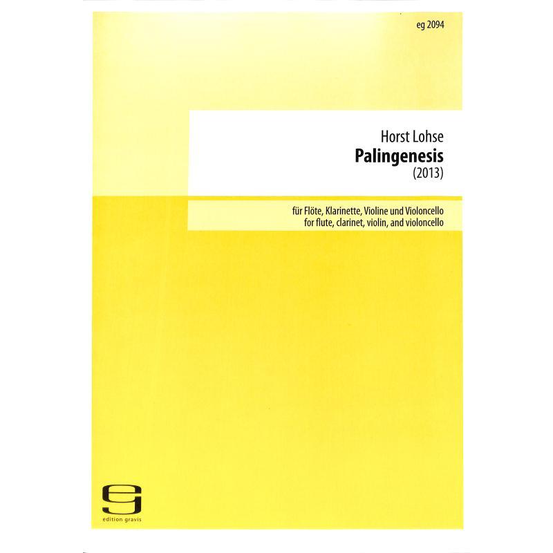 Titelbild für EG 2094 - Palingenesis