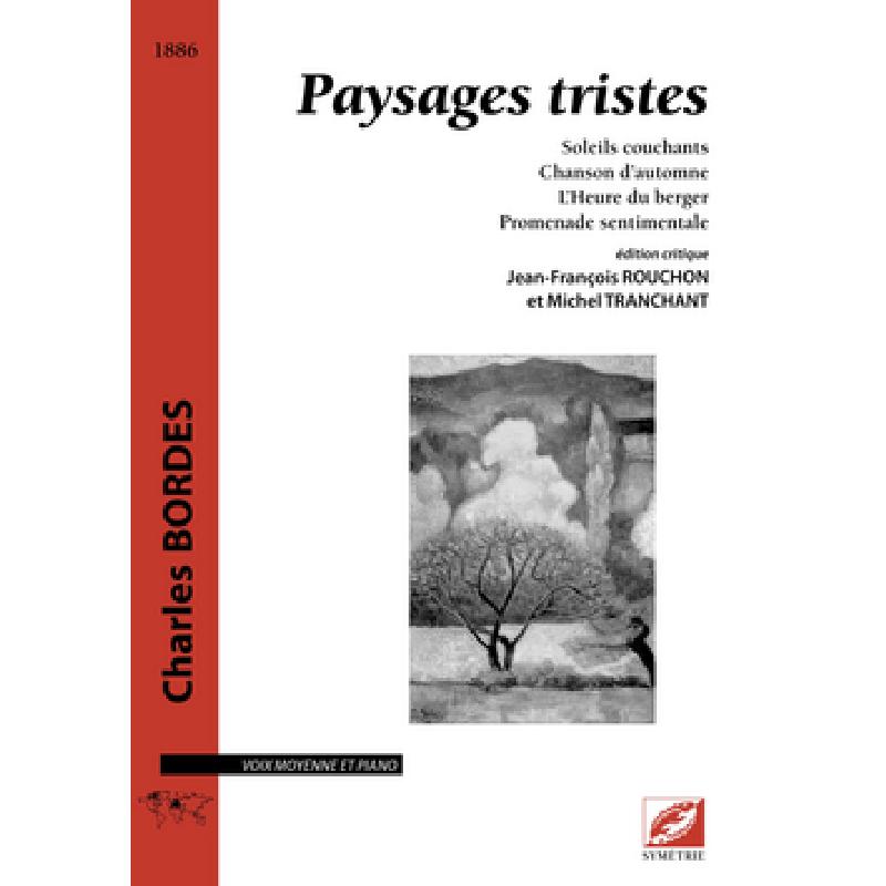 Titelbild für 979-0-2318-0842-1 - Paysages tristes