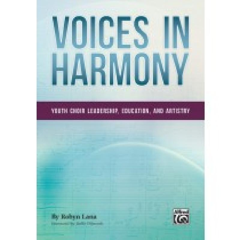 Titelbild für ALF 45397 - Voices in harmony