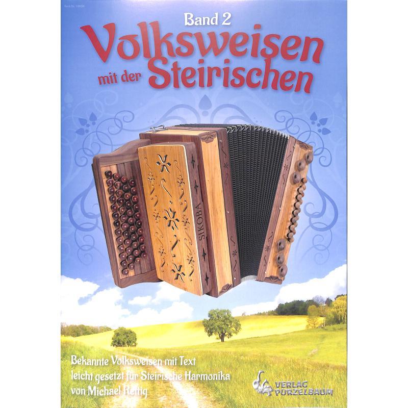 Titelbild für PURZ 10006 - Volksweisen mit der Steirischen 2