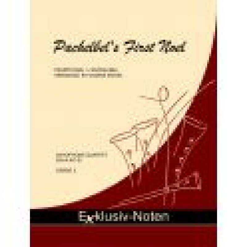 Titelbild für EXKLUSIV -SAX1106 - Pachelbel's first noel