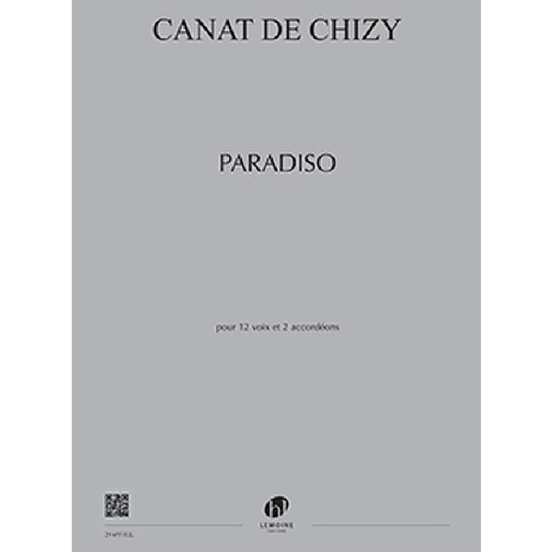 Titelbild für LEMOINE 29455A - Paradiso