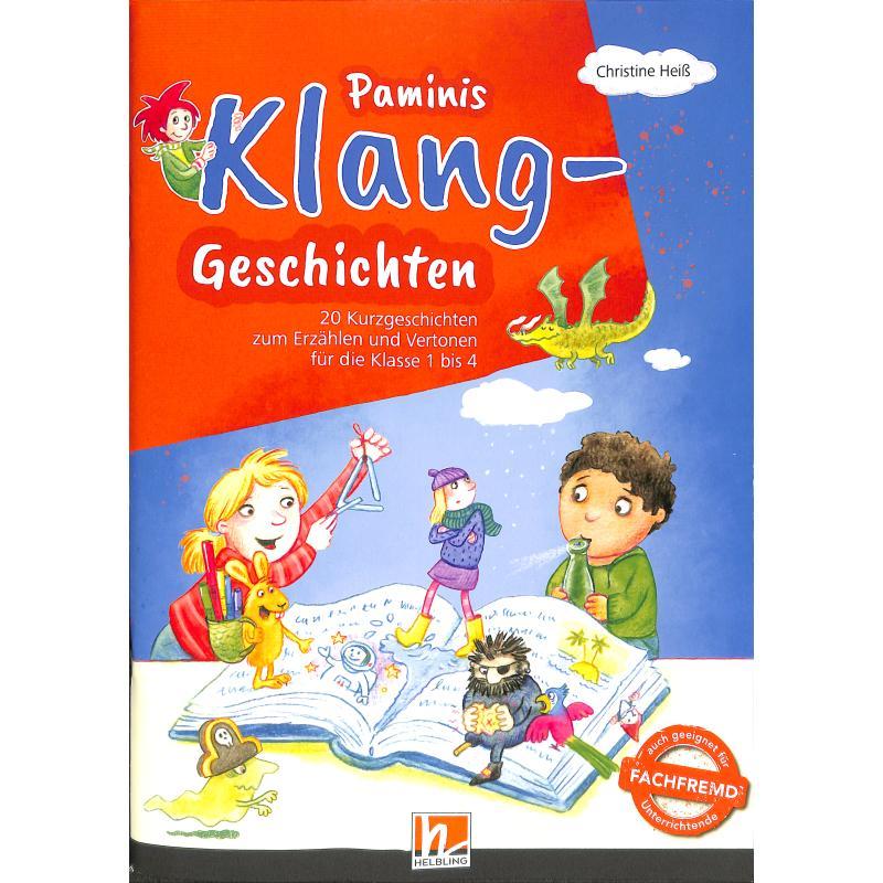 Titelbild für HELBL -S8969 - Paminis Klanggeschichten