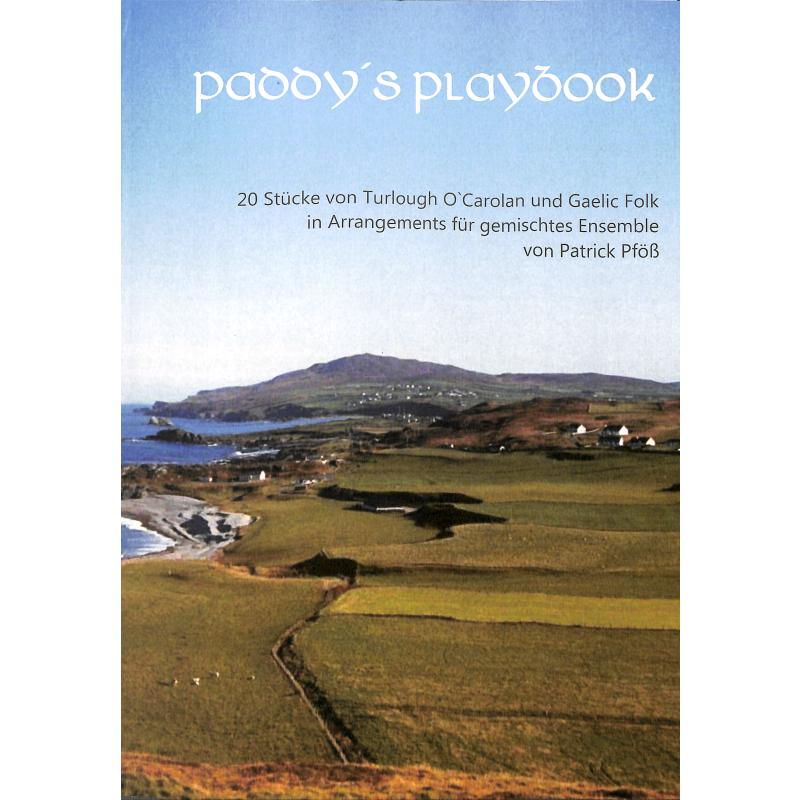 Titelbild für 978-3-751970-90-7 - Paddy's playbook