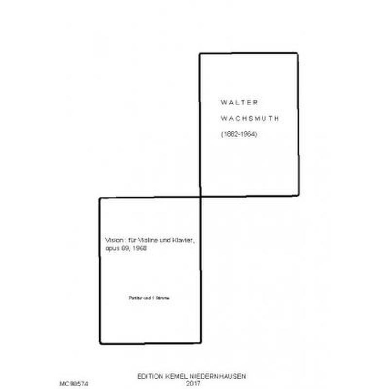 Titelbild für ROEHR 98574 - Vision op 89