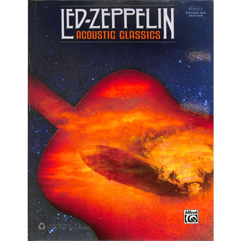 Titelbild für ALF 42832 - Acoustic classics