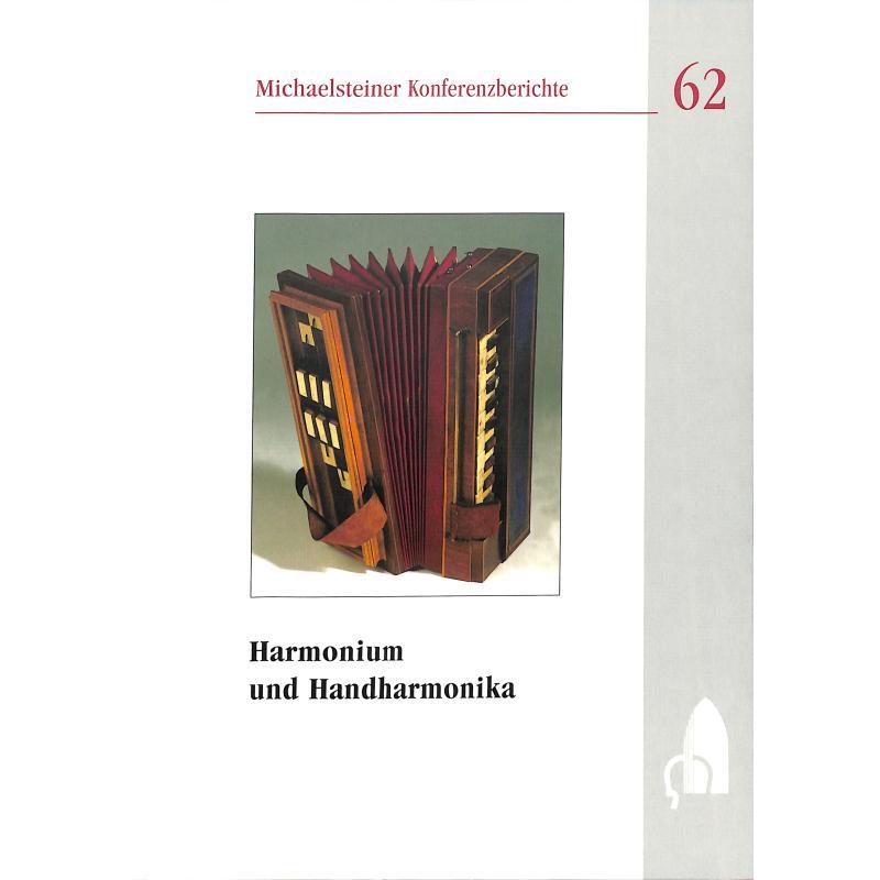 Titelbild für 978-3-89512-120-3 - Harmonium und Handharmonika