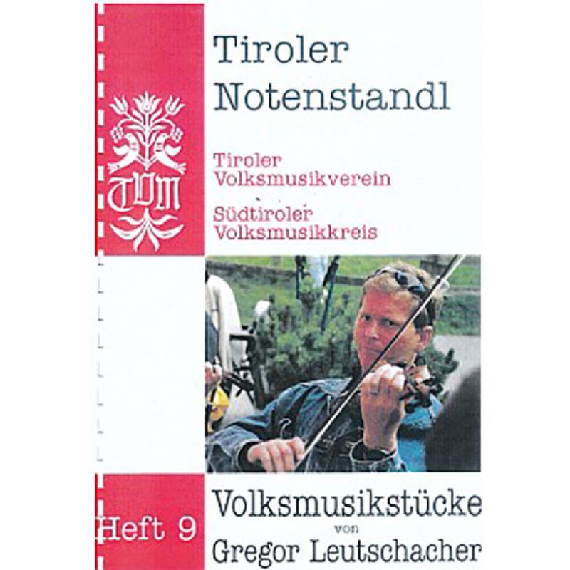 Titelbild für PM -TVM9 - Volksmusikstücke