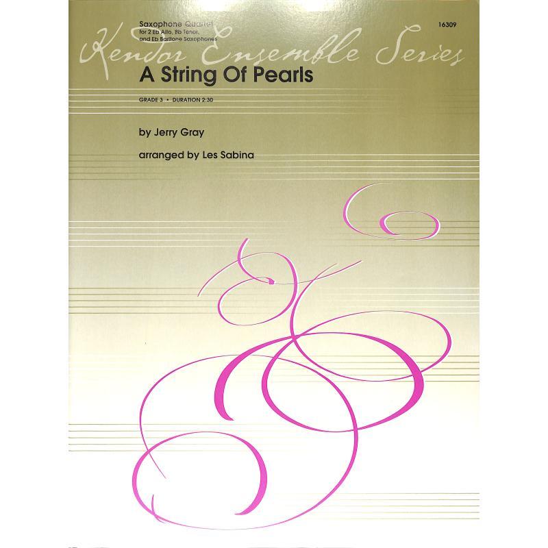 Titelbild für KENDOR 16309 - A string of pearls