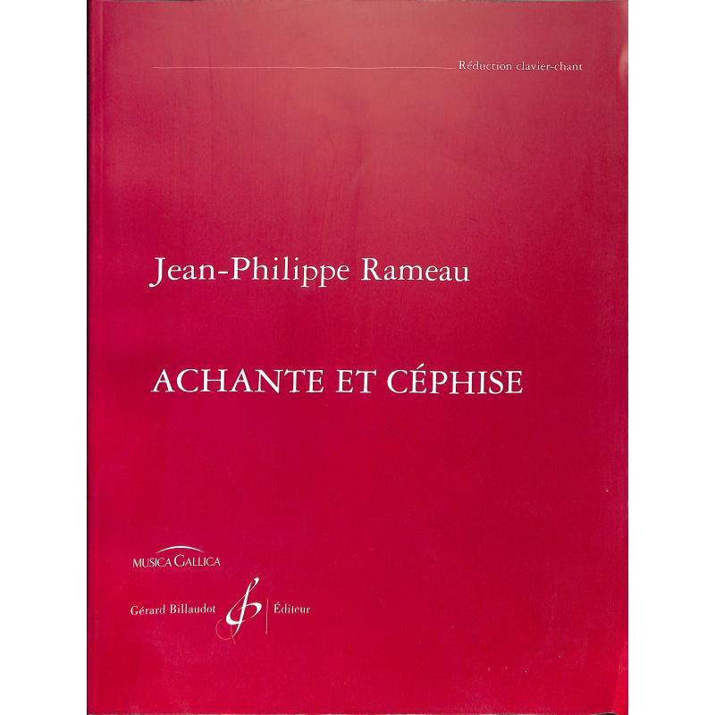 Titelbild für BILL 5827 - Achante et cephise