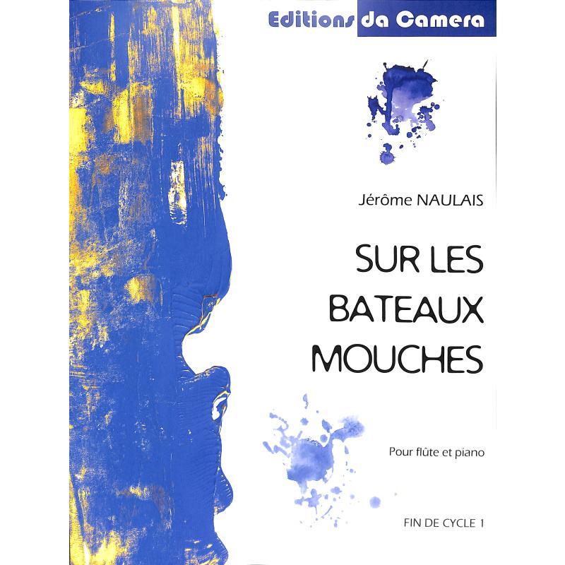 Titelbild für MARTIN -DC00406 - Sur les bateaux mouches