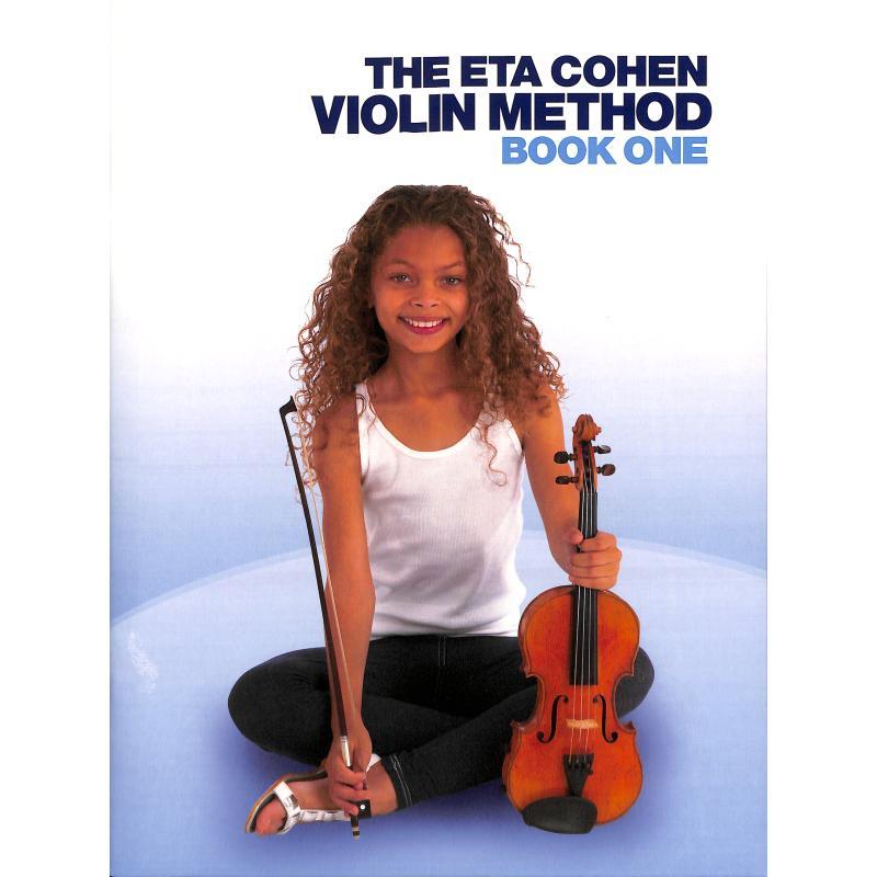 Titelbild für MSNOV 140030 - Violin method 1 - sixth edition