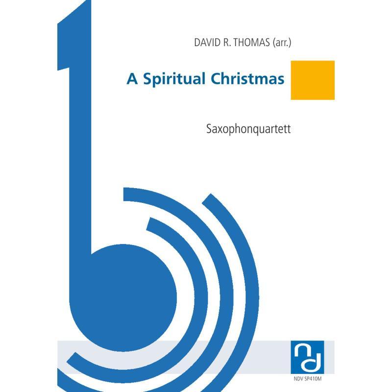 Titelbild für NDV -SP410M - A spiritual christmas