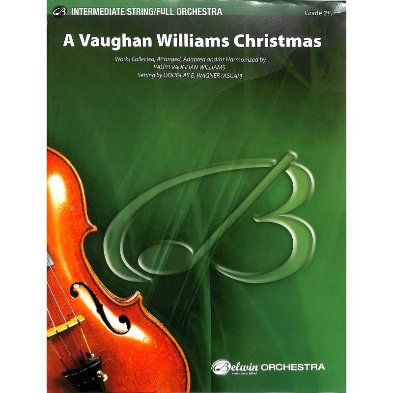 Titelbild für BFOM 03002 - A Vaughan Williams christmas